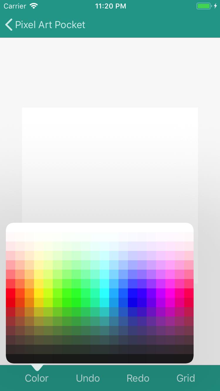 ピッカー カラー